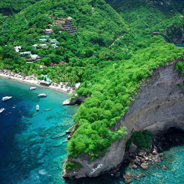 Anse Chastanet Resort St Lucia