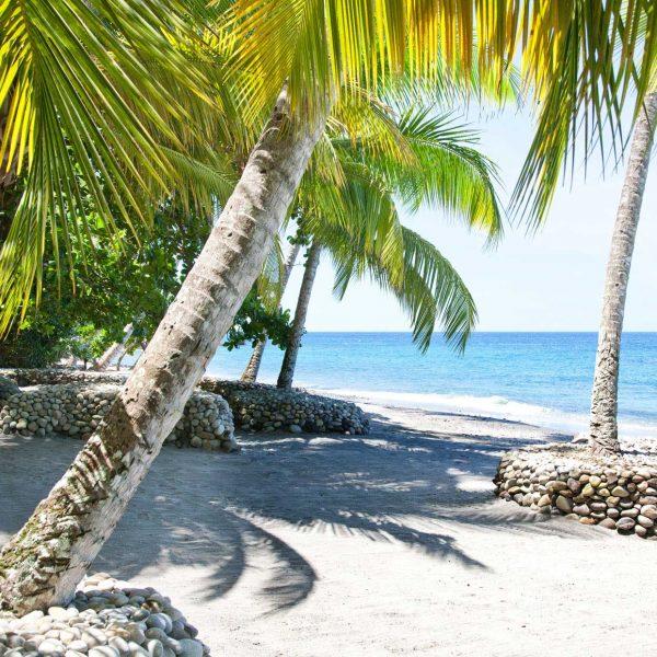 Anse Mamin Beach St Lucia