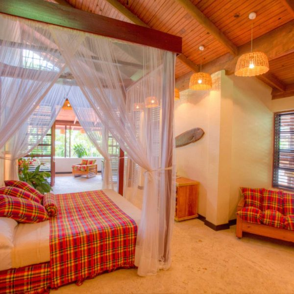Beach Room at Anse Chastanet