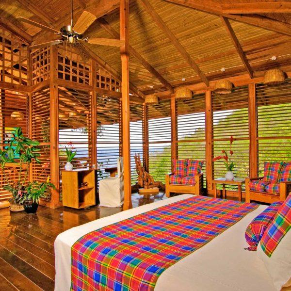 Anse Chastanet Hillside Room