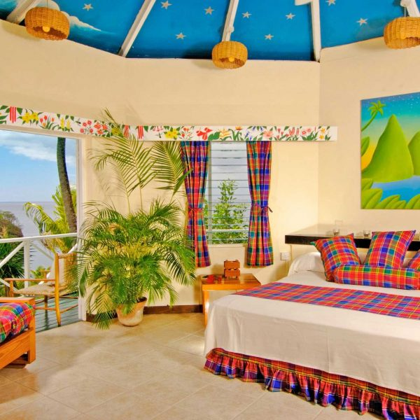 Anse Chastanet Room