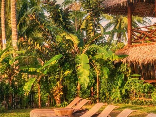 Atlantis Dumaguete in the Philippines Oceanfront rooms