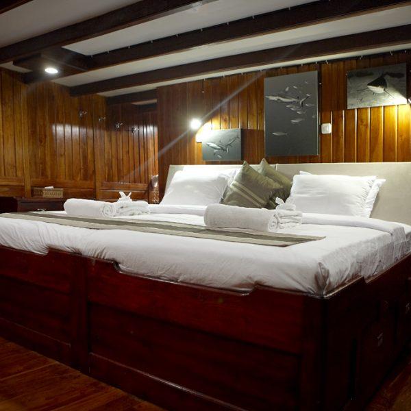 Damai 1 cabin