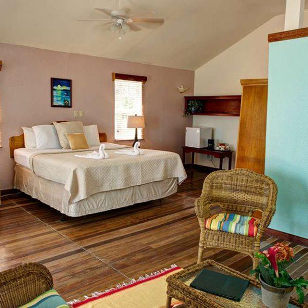 Superior Cabana Blackbird Caye Resort