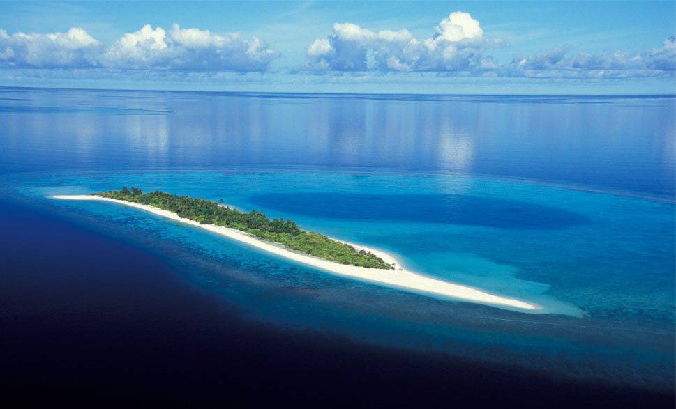 Maldives Diving Island