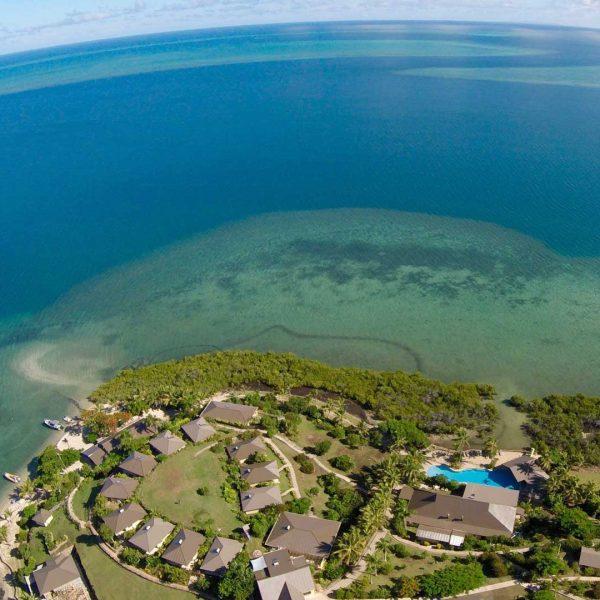 VoliVoli Beach Resort Aerial View