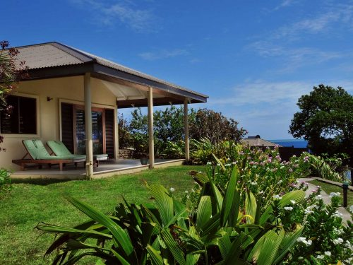 VoliVoli Beach Resort Premium Ocean View Villa