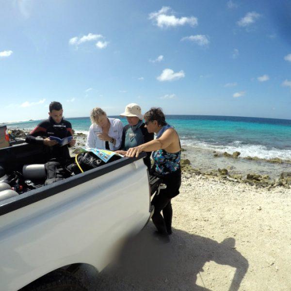 Bonaire UW photo workshop - Hilma Hooker