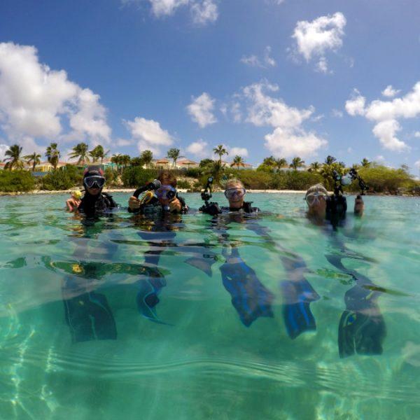 Bonaire UW photography workshop