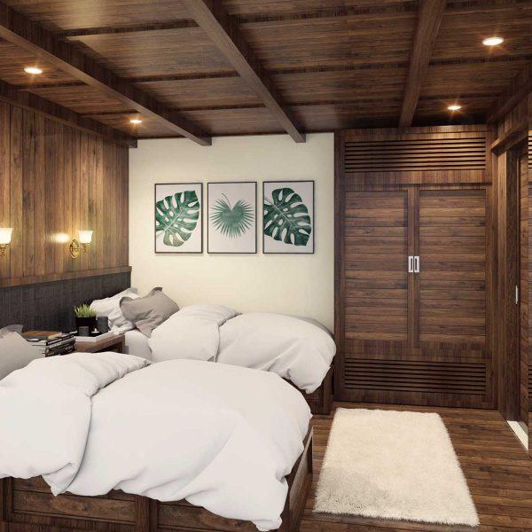 Emperor Harmoni Indonesia twin cabin