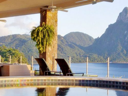 Jade Mountain Resort St Lucia