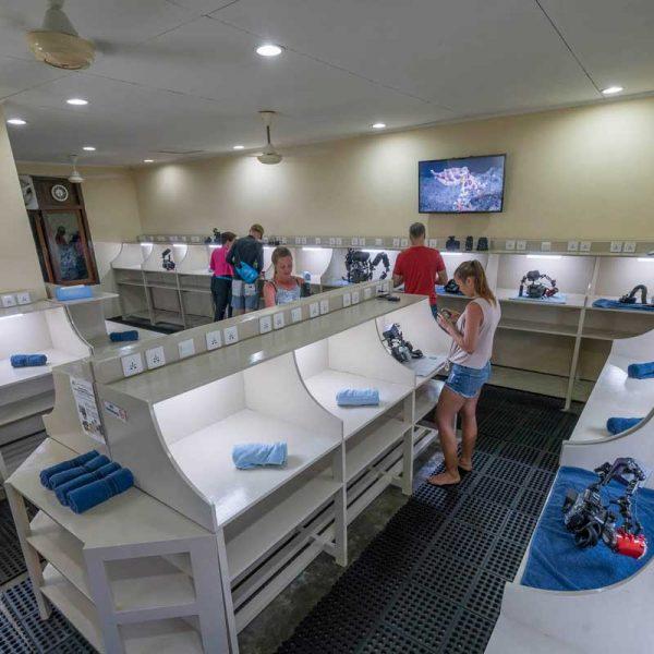 Lembeh Resort Camera Room