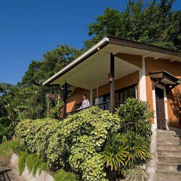 Lembeh Resort Cliffside Cottage