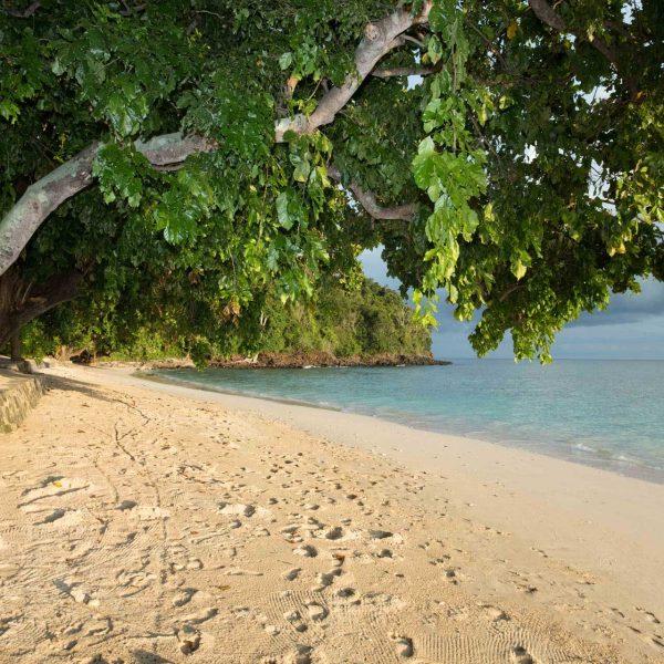 Murex Resort Bangka beach
