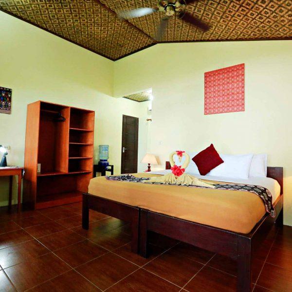 Murex Bangka Duplex Bungalow inside