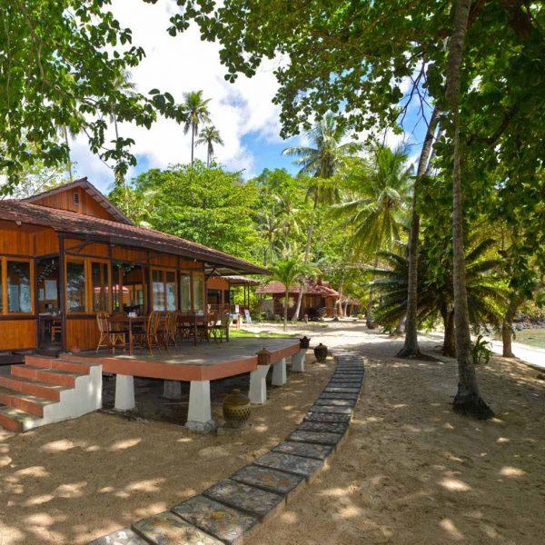 Murex Resort Bangka restaurant