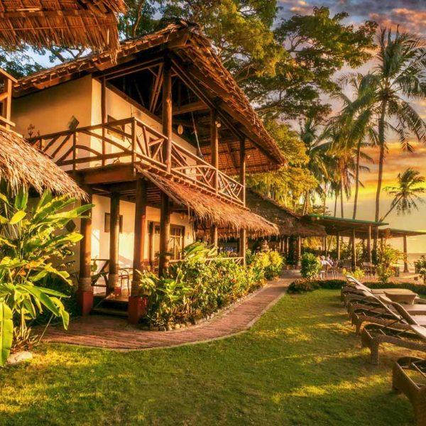 Atlantis Resort Dumaguete Oceanfront rooms